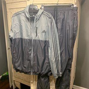 Men's Adidas track suit